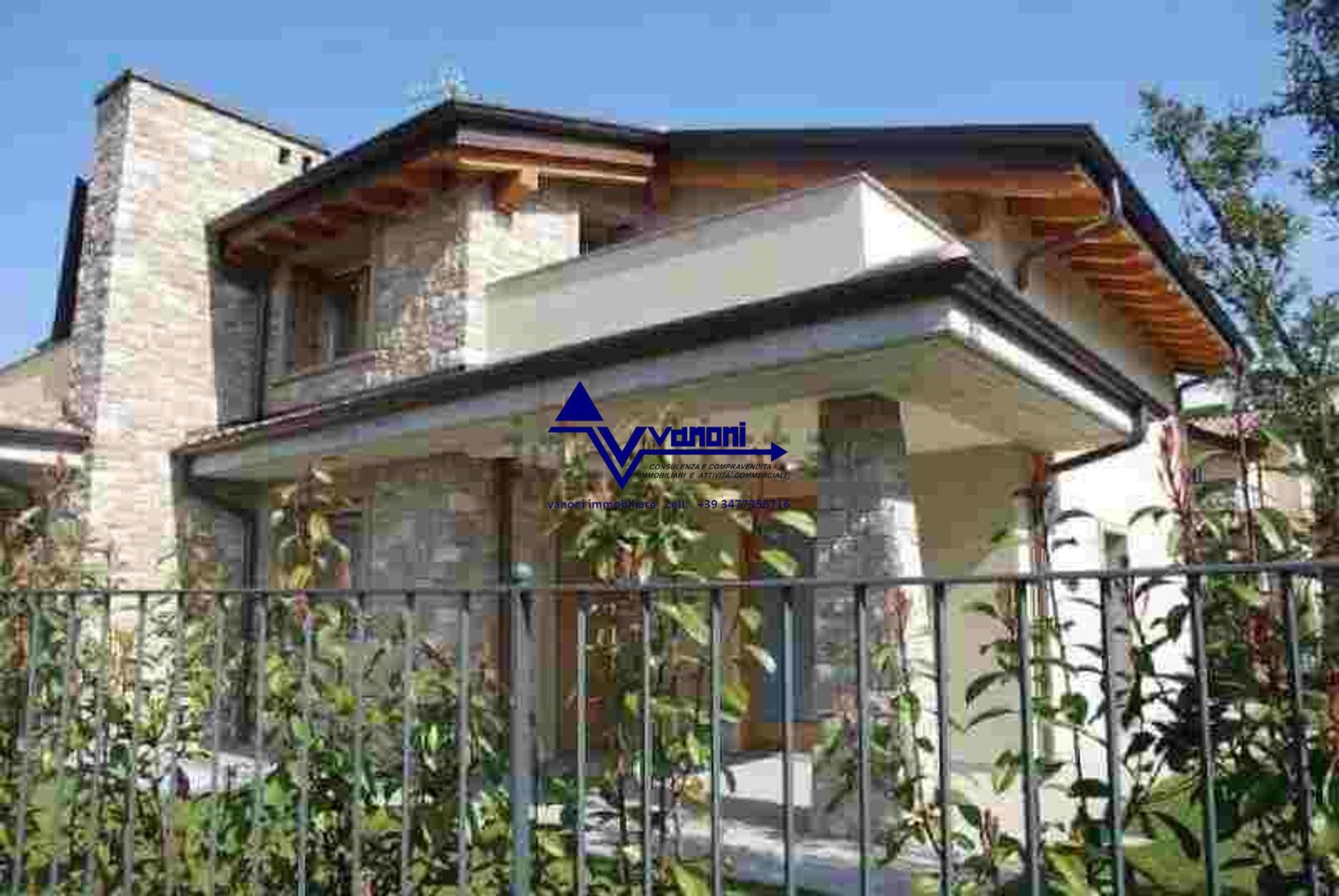 Seriate seriate alle porte di bergamo con vista su citt alta porzione di villa bifamiliare - Aste immobili biella ...